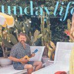 the age sunday life magazine
